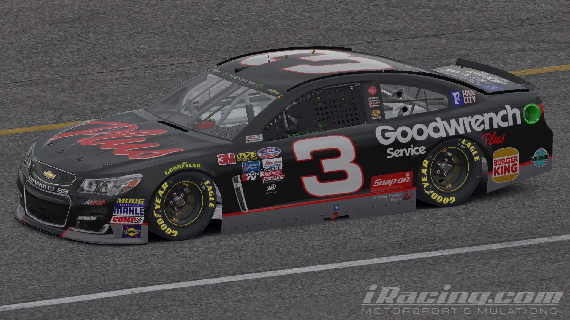 GM Goodwrench Service Plus 1998 (Daytona 500 Win) Ver 2 by ...