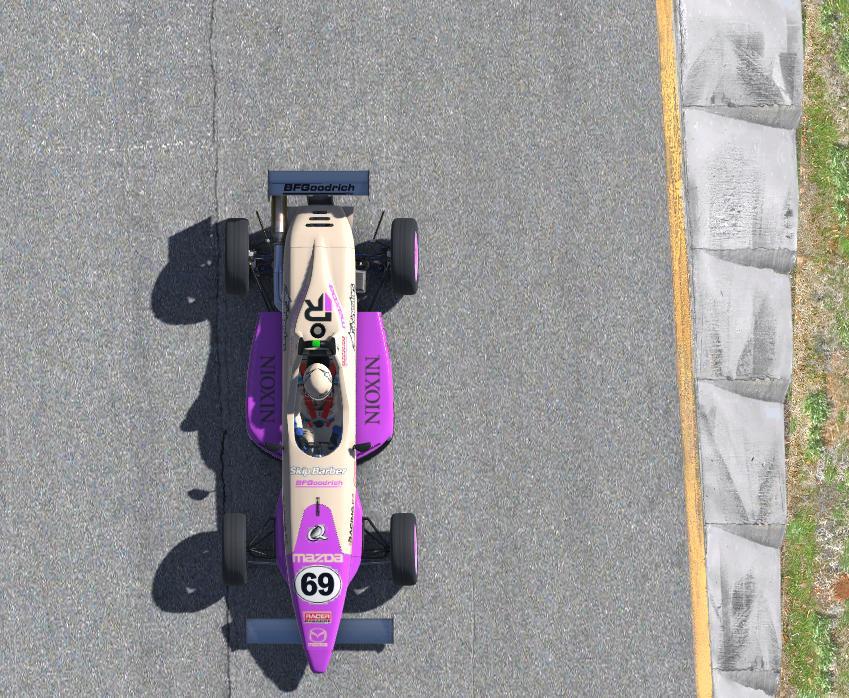 Preview of Formula Skip Barber 2000 YLA Pink by JuanRa Cercós