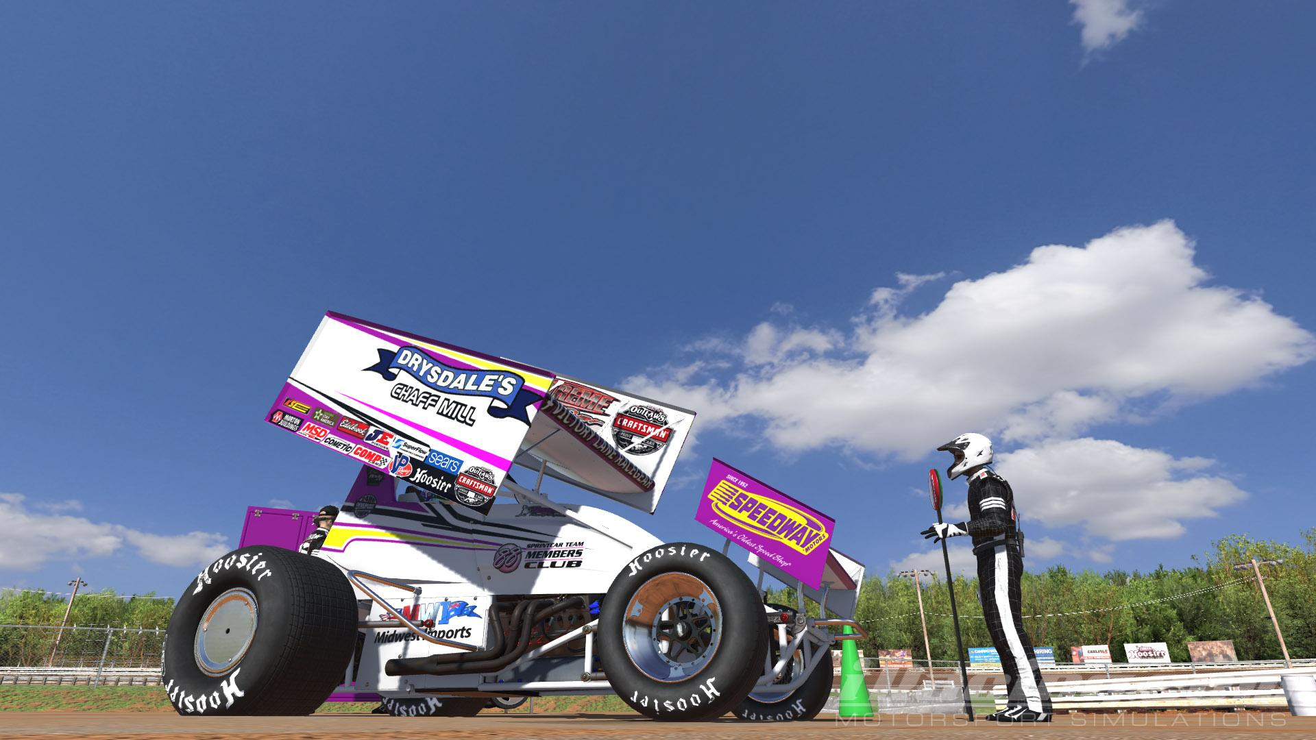 Victory Lane Racegear by Patrick Eastham - Trading Paints