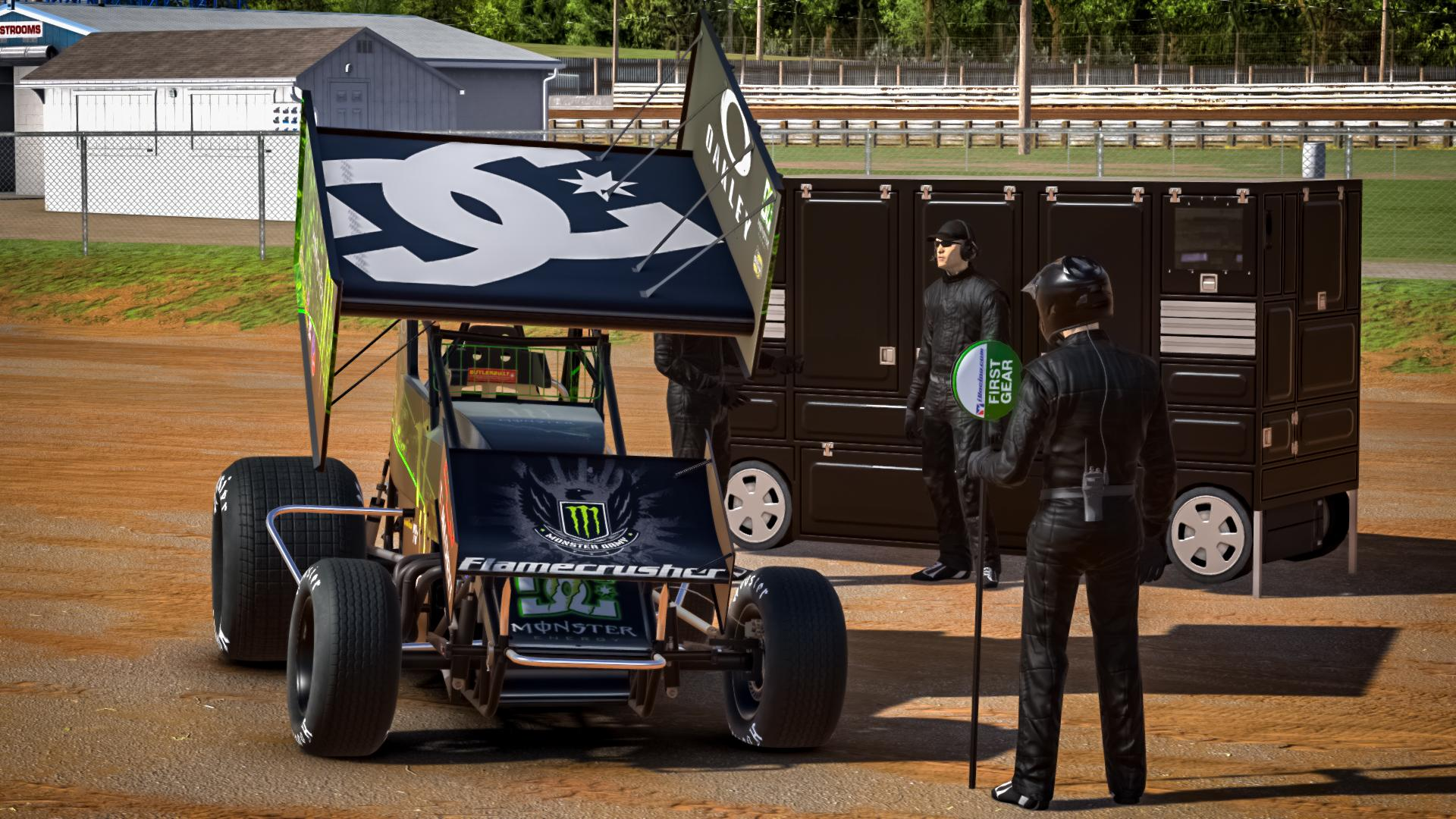 Preview of Monster Energy by Paul Mansell