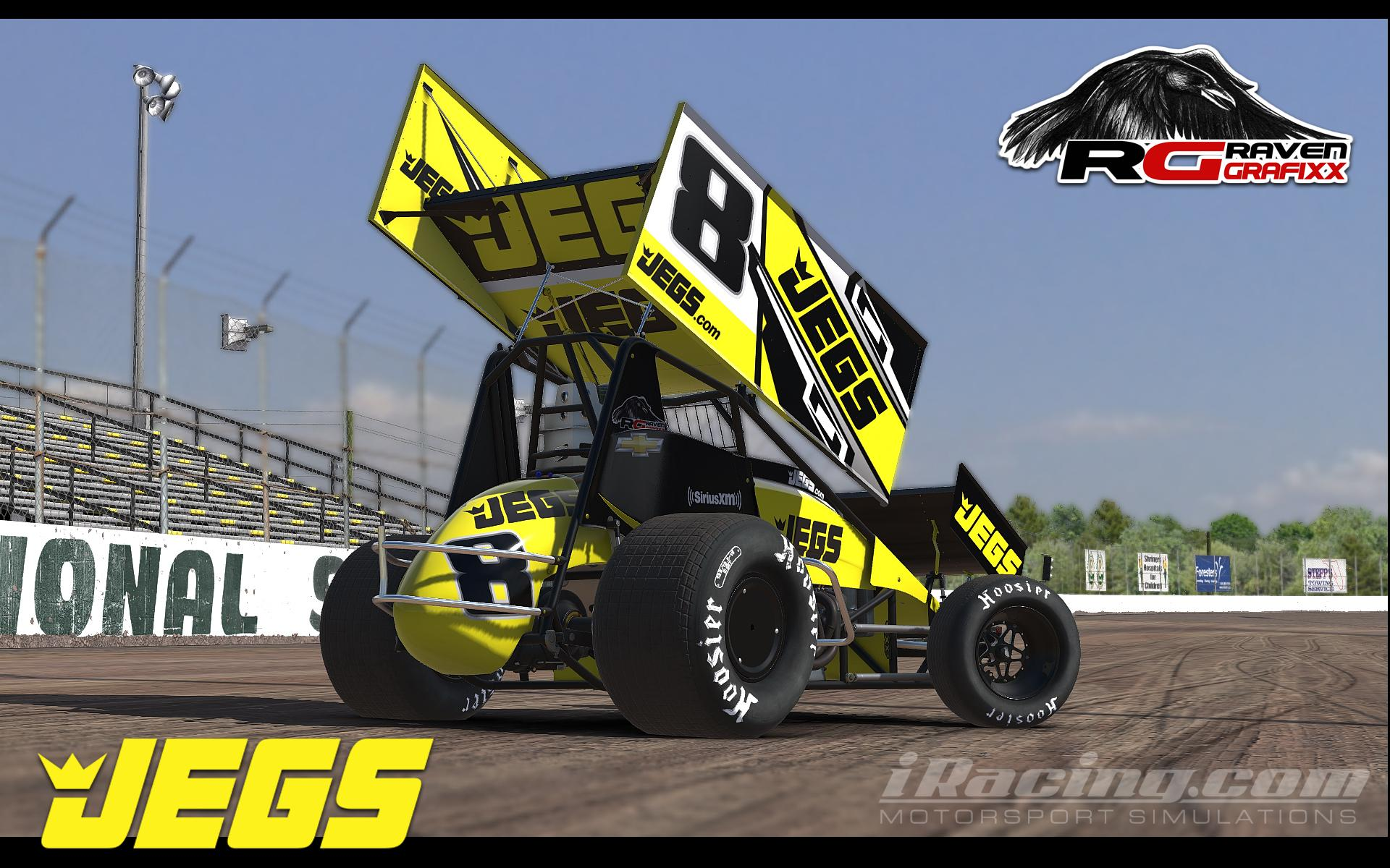 Preview of Jegs Dirt Sprint v2 by Doyle Lowrance