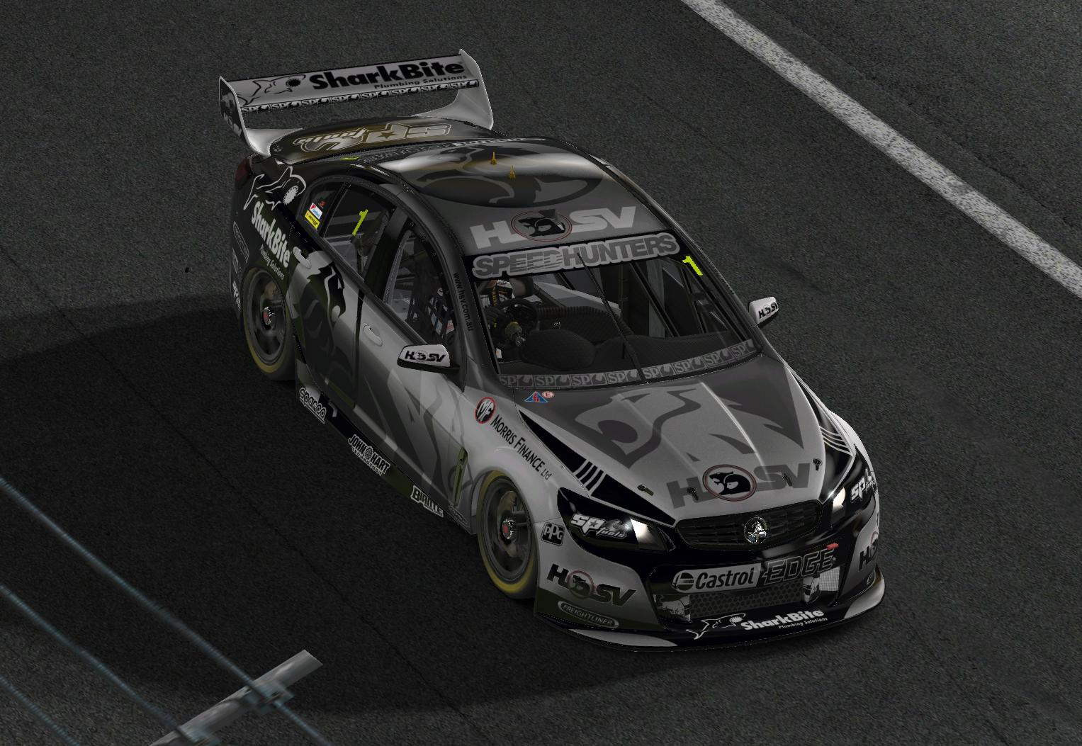 Preview of 2017 HSV Tribute by Steven Latimore
