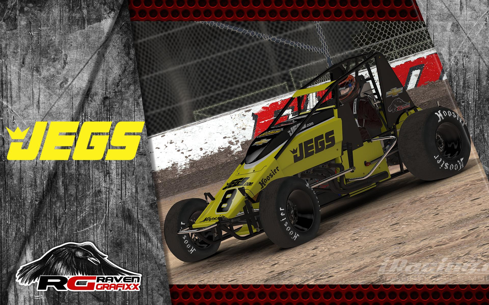 Preview of Jegs Dirt Sprint v2 USAC by Doyle Lowrance