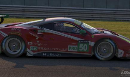 17s Corsa 488 GTD