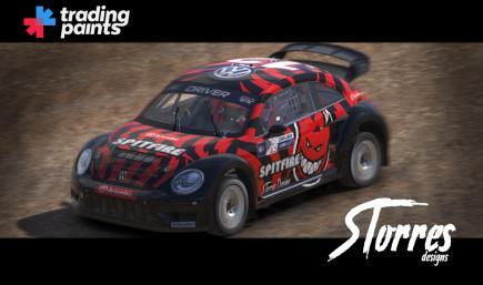 VW Beetle SpitFire