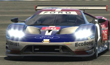 Ford GT 2019 (Big update with spec map!)