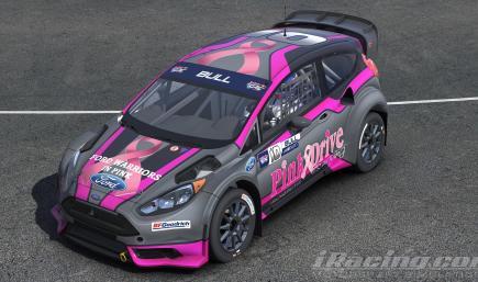 pink drive Cancer Fiesta