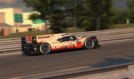 Porsche LMP Team 2017