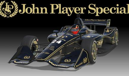 Indycar Dallara IR18JPS