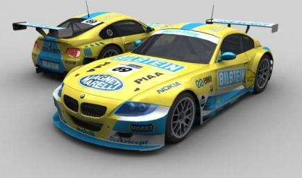 Bilstein BMW Z4 GT3