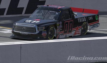 Jesse Little Traid CNC Truck