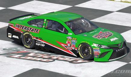 Bobby Labonte 2000 Car