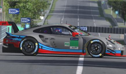 Manthey Racing Martini Tribute 2018