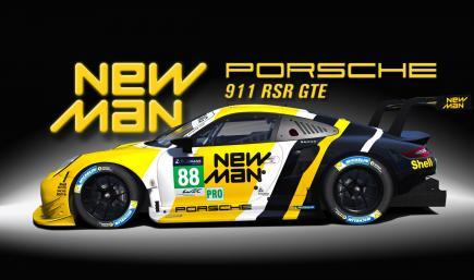 Joest, 911 RSR