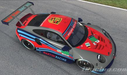 Porsche 911 RSR mk2