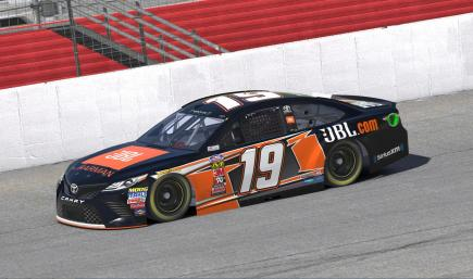 JBL Audio Camry (Christopher Bell future fictional)