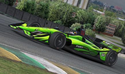 FURY SIMSPORT Dallara IR18