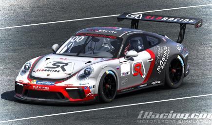 911 GT Cup SLO Racing