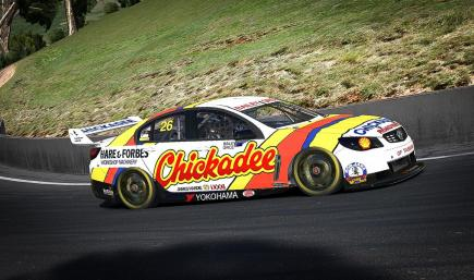 Chickadee Holden Commodore VF V8 II