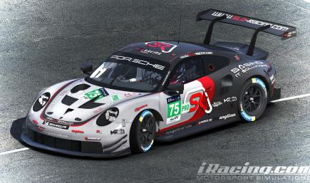 911 RSR SLO racing