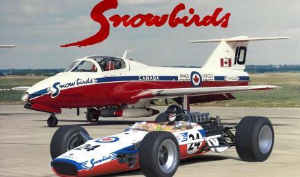 Lotus 49 Snowbirds