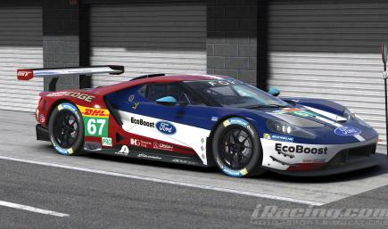 2018 Ford GT WEC #67