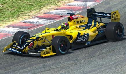 Jordan 198 | Formula Renault 3.5
