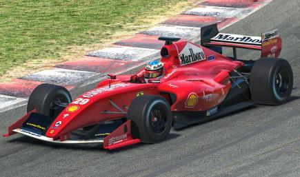Ferrari F300 | Formula Renault 3 5