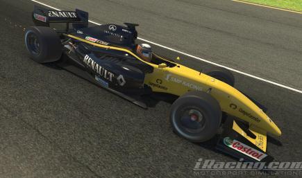 Infinity Formula Renault 3 5