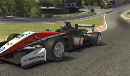 Max Verstappen Formula 3 2014 replica