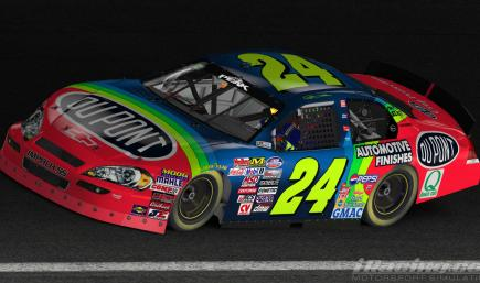 Jimmie Johnson 2019 Ally ZL1 **V3-Updated Colors-Removed ...