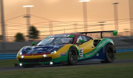 2019 IMSA GTD - #13 Via Italia Racing (Fixed for 19S2 Update)