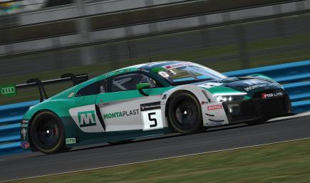 2019 IMSA GTD - #29 Montaplast by Land Motorsport (Roar Before The 24 / Fixed for 19S2 Update)