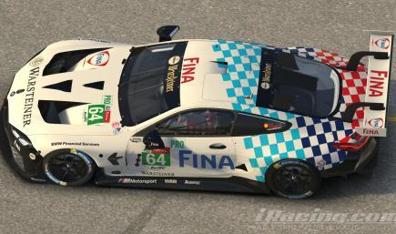 BMW M8 Fina