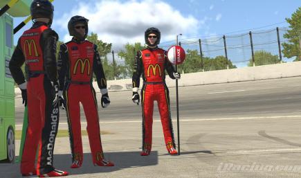 McDonalds Suit