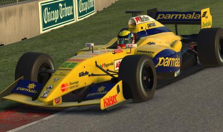 Forti Corse Formula Renault 35