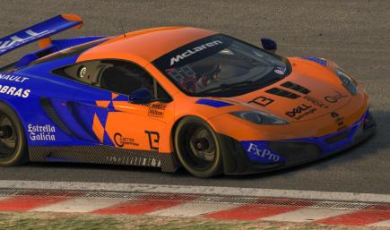 MCL34 GT3