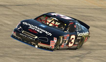 Dale Earnhardt GM Goodwrench 1995