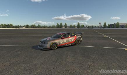 Holden V8 sloracing eSports