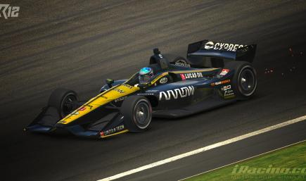 James Hinchcliffe 2019 ARROW