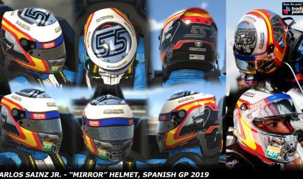 Carlos Sainz Jr. - Spanish GP 2019