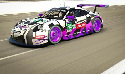 IRONFORCE Porsche 911 RSR 2019