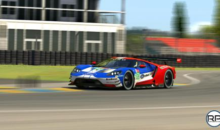 Ford GT#68 Le Mans 2019 Livery