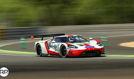 Ford GT#69 Le Mans 2019 Livery