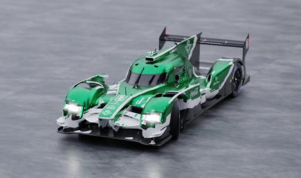 Audi R18 Betis