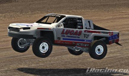 Lucas Oil Pro2 Stadium Truck