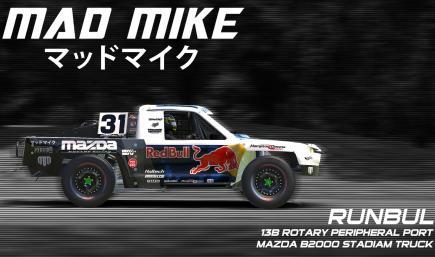 MadMike RUMBUL gen3(B) Pro2 Truck