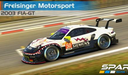 2003 - FIA GT - Freisinger Motorsport #50
