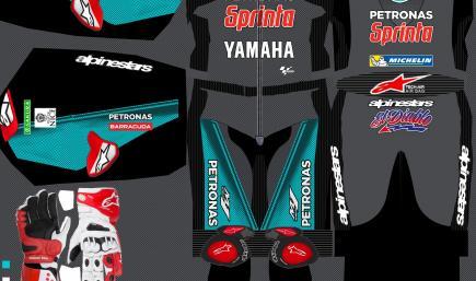 Yamaha Petronas SRT Quartarino