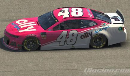 ALLY Superflo Days of Thunder Throwback (Fictional)